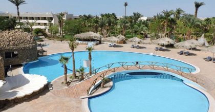 קורל ריזורט נואיבה – Coral Resort Nuweiba