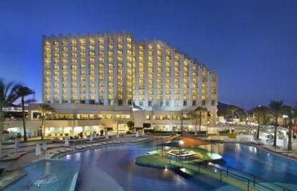 הילטון טאבה  – Hilton Taba Resort & Nelson Village