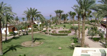 הלנאן נואייבה – Helnan Nuweiba Bay Resort