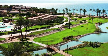מובנפיק טאבה ריזורט – Mövenpick Taba Resort & Spa