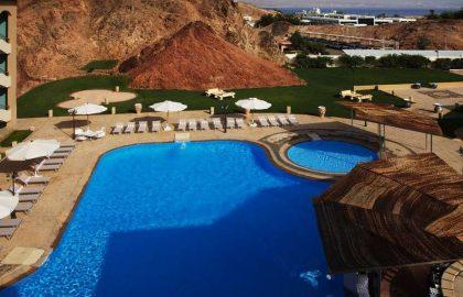 טאבה סנדס – Taba Sands Hotel & Casino